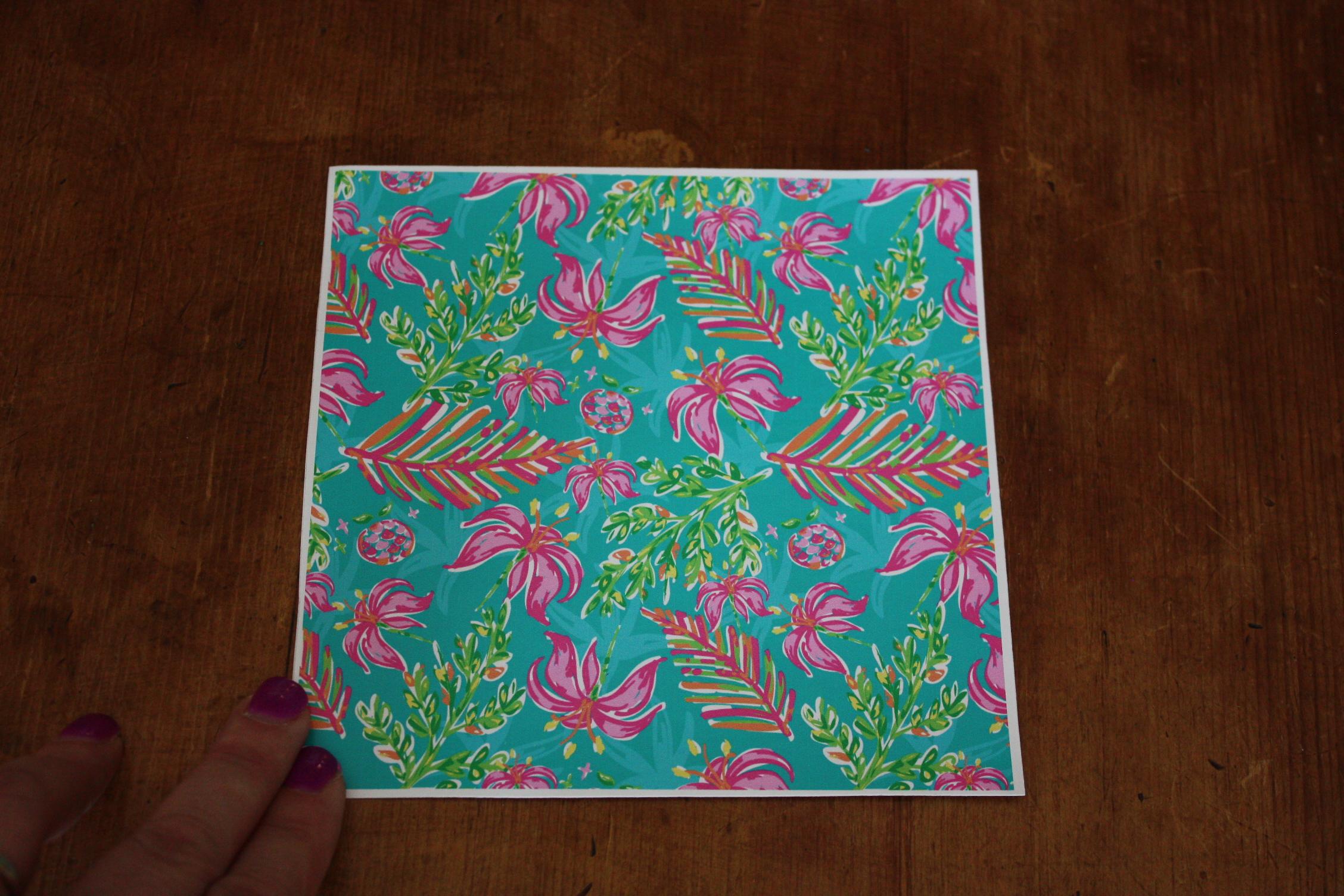 sparkleberry patterned vinyl