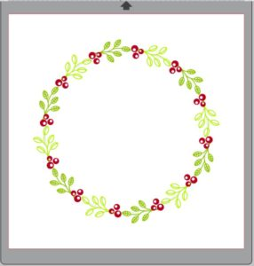 wreath design