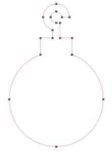 silhouette nodes