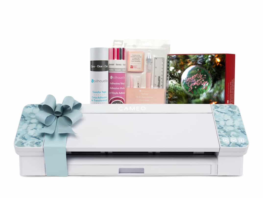 Silhouette cameo 4 blue pattern Black Friday 2019